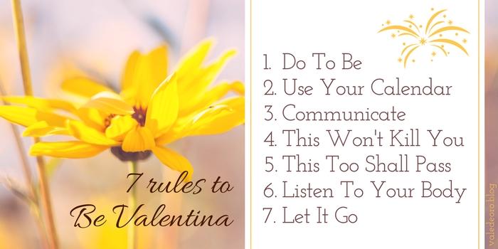 Be Valentina